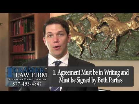 Orlando Family Law and Divorce Attorney - What is a Prenuptial Agreement?
