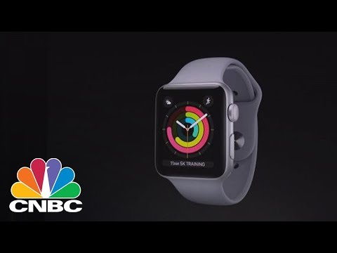 Apple Shows Off New Heart-Rate And Workout Features For Apple Watch | CNBC