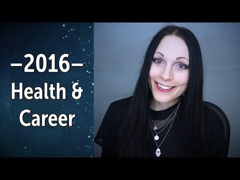 2016 : The Year of Health & Career