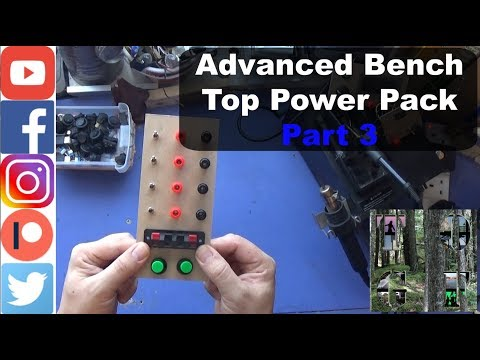 Advanced Bench Top Power Pack Part 3