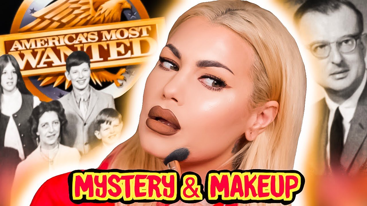 Family Man To Americas Most Wanted ? 18 Year Case | Mystery&Makeup | Bailey Sarian