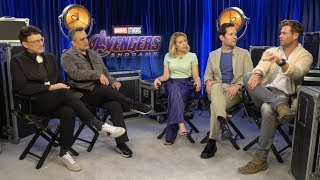 Download Avengers: Endgame – In Conversation With Cast & Crew Video