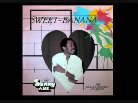 King Sunny Ade ~ Sweet Banana ~ (side one / part a)