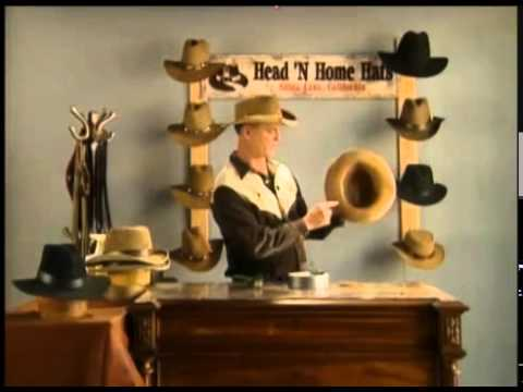 How to Clean your Leather Hat - From American Hat Makers