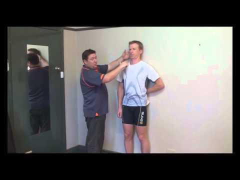 One Minute Posture Check Up