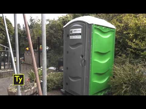 Brad's Blocked the Toilet........