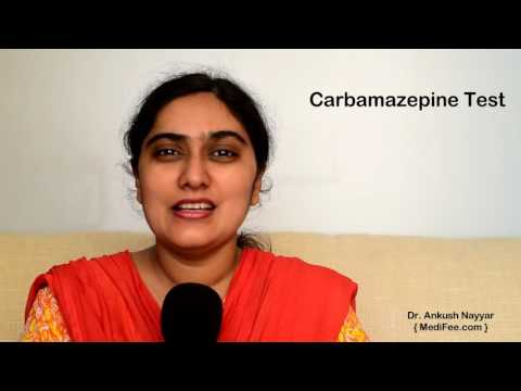 Carbamazepine Blood Test - Monitoring Therapeutic Drug Toxicity