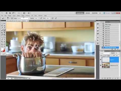 Creative Photography Tutorials-Special Effects In Photography-Trick Photography And Special Effects