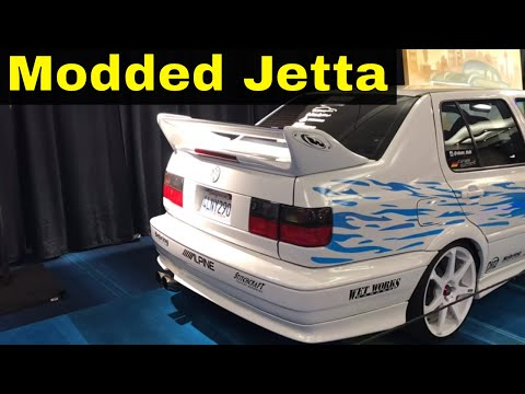 1996 Volkswagen Jetta-Lots Of Mods-First Impressions