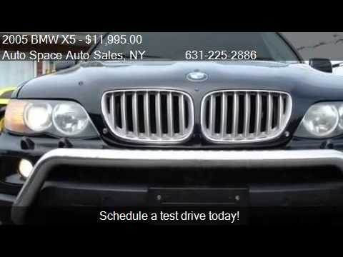 2005 BMW X5 4.4i AWD 4dr SUV for sale in COPIAGUE, NY 11726