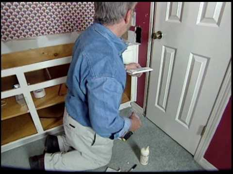 How to Patch a Hole in a Bathroom Wall