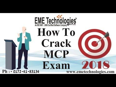 How To Pass MCP Exam | EME Technologies