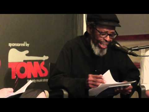 Part 1 - Free the Word!  In conversation with South Africa Poet Laureate, Keorapetse Kgositsile