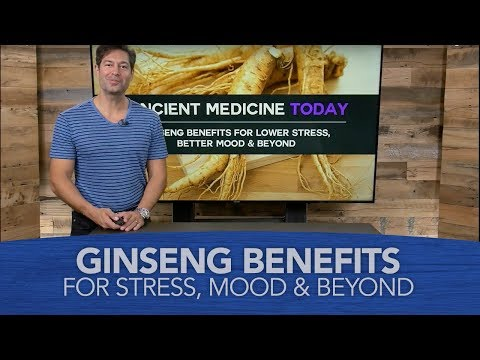 Ginseng Benefits for Lower Stress, Better Mood and Beyond