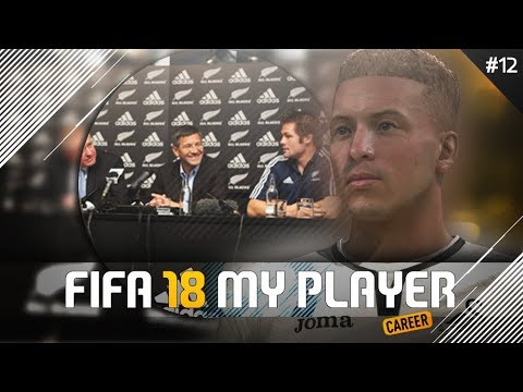 NEW BOOT SPONSOR!   FIFA 18 Player Career Mode w/Storylines   Episode #12
