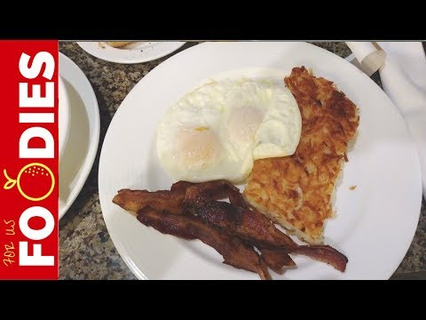 Best Hash Browns in Orlando, FL - One Minute VLOGS