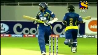 Pakistan vs Sri Lanka 2nd T20 Highlights   13th Dec 2013 ~~ Part -- 02