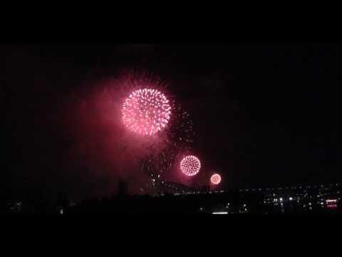 Sydney Fireworks 2017 HD   Full Video  Australia