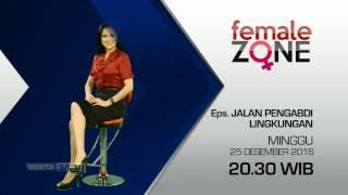 Promo Female Zone: Jalan Pengabdi Lingkungan