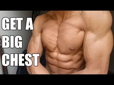 Top 3 Bodyweight Chest Exercises - Calisthenics Guide To a Gorilla Chest