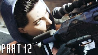 DESTINY 2 Walkthrough Gameplay Part 12 - The Almighty - Campaign Mission 12 (PS4 Pro)