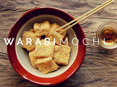 Japanese Maple Warabimochi Recipe (わらび餅)