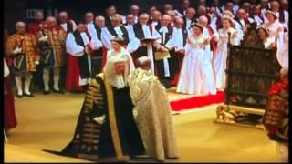 1953. The Coronation of Queen Elizabeth II :