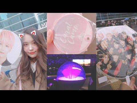 Seventeen Japan Arena Tour & Carat Camp Experience 2018