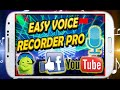 Descargar Easy Voice Recorder Pro Full Apk Android 2015