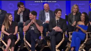 PaleyFest 2017: The Flash (Grant Gustin & Candice Patton)