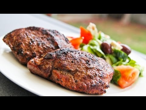 Lamb Rump Steak - Video Recipe