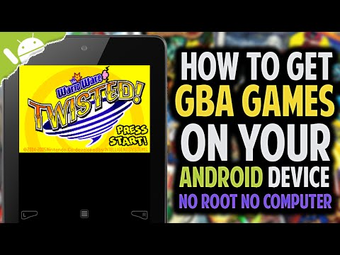 My Boy!: How To Get GBA Games on an Android Device (NO ROOT) (NO COMPUTER)