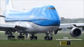 """KLM Royal Dutch Airlines    Boeing 747-406(M)    PH-BFT """"City of Tokyo"""""""
