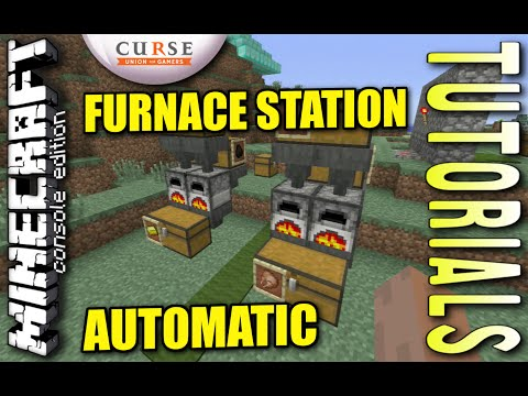 How to make a furnace in minecraft playstation 3 -