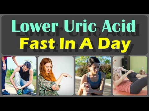 Decrease Uric Acid And Top 10 Natural Treatments That Will Help You Fight Against The Uric Acid