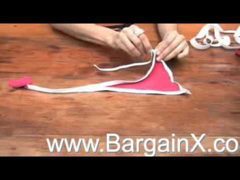How to Make a Sexy Thong