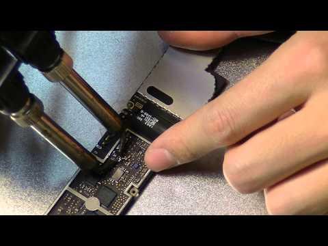 iPad 3 iPad 4 iPad 3 half Backlight repair Full repair CyberDocLLC.com