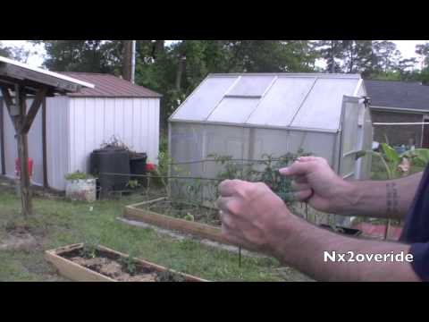 How to find a buried water line easily with a wire coat hanger