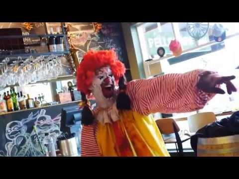 Ronald McDonald on Cheaters (ft. Superwog)