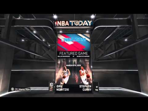 NBA 2K15 HOW TO CREATE YOUR OWN TEAM