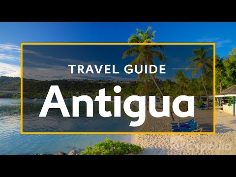 Antigua Vacation Travel Guide | Expedia (4k 60fps)