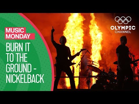 Nickelback - Burn It to the Ground | Music Monday