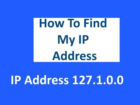 How To Find My IP Address On Windows 7 And Windows 10