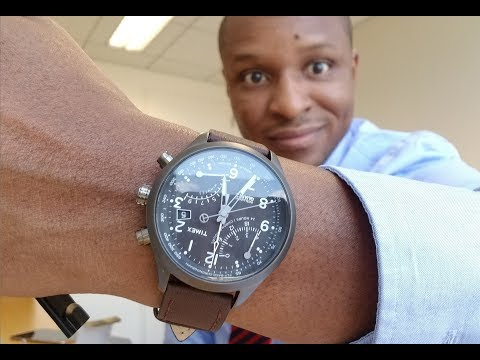 Timex with $20,000 Flyback GMT features reviewed!