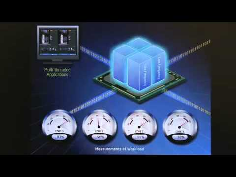 Intel Core i7 TurboBoost Technology