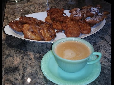 How to make Apple Fritters quick and easy