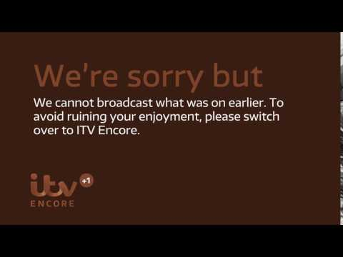 ITV Encore +1 Legal Message Slide 2017 Mock