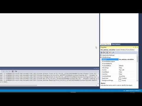 Visual Basic Programming - Variable Names