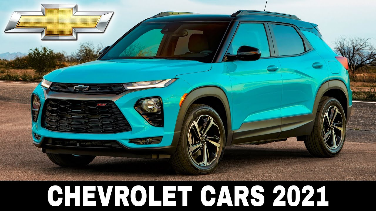 8 New Chevrolet Models in 2021: Even More SUVs and Trucks Replacing Cars
