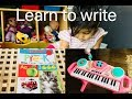 Before starting to teach your kids to Write   Pre-Writing Activities & Skill Development  